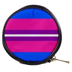 Transgender Flags Mini Makeup Bags