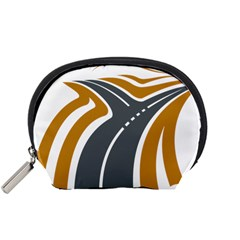 Transparent All Road Tours Bus Charter Street Accessory Pouches (small)