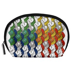 Rainbow Fish Accessory Pouches (large)