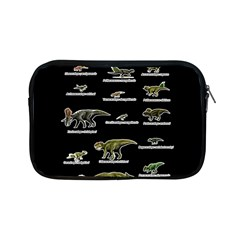 Dinosaurs Names Apple Ipad Mini Zipper Cases