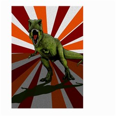 Dinosaurs T Rex Large Garden Flag (two Sides)