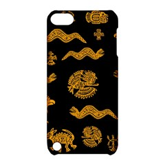 Aztecs Pattern Apple Ipod Touch 5 Hardshell Case With Stand