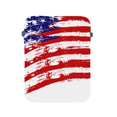 American Flag Apple Ipad 2/3/4 Protective Soft Cases