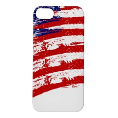 American flag Apple iPhone 5S/ SE Hardshell Case