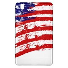 American flag Samsung Galaxy Tab Pro 8.4 Hardshell Case