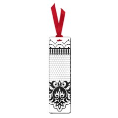 Transparent Lace Decoration Small Book Marks