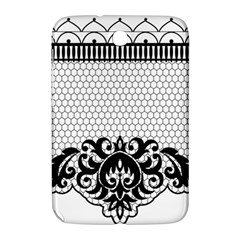 Transparent Lace Decoration Samsung Galaxy Note 8 0 N5100 Hardshell Case