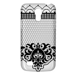 Transparent Lace Decoration Galaxy S4 Mini