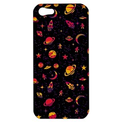 Space pattern Apple iPhone 5 Hardshell Case