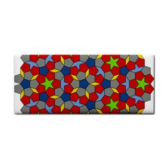Penrose Tiling Cosmetic Storage Cases