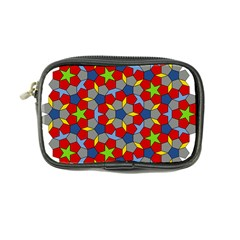 Penrose Tiling Coin Purse