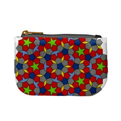 Penrose Tiling Mini Coin Purses