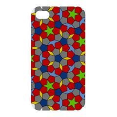 Penrose Tiling Apple Iphone 4/4s Premium Hardshell Case