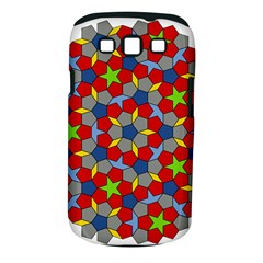 Penrose Tiling Samsung Galaxy S Iii Classic Hardshell Case (pc+silicone)