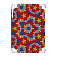 Penrose Tiling Apple iPad Mini Hardshell Case (Compatible with Smart Cover)