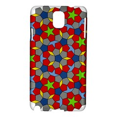 Penrose Tiling Samsung Galaxy Note 3 N9005 Hardshell Case
