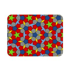 Penrose Tiling Double Sided Flano Blanket (mini)
