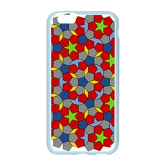 Penrose Tiling Apple Seamless iPhone 6/6S Case (Color)