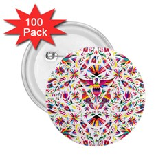 Otomi Vector Patterns On Behance 2.25  Buttons (100 pack)