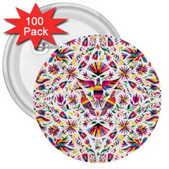 Otomi Vector Patterns On Behance 3  Buttons (100 Pack)