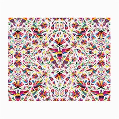 Otomi Vector Patterns On Behance Small Glasses Cloth (2 Side)