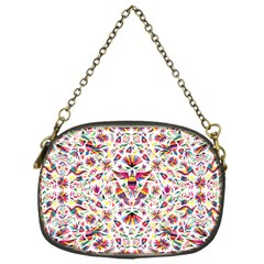 Otomi Vector Patterns On Behance Chain Purses (one Side)