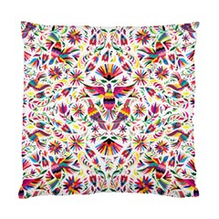 Otomi Vector Patterns On Behance Standard Cushion Case (two Sides)