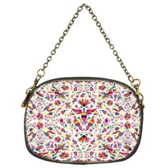 Otomi Vector Patterns On Behance Chain Purses (two Sides)