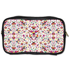 Otomi Vector Patterns On Behance Toiletries Bags 2 Side