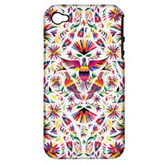Otomi Vector Patterns On Behance Apple iPhone 4/4S Hardshell Case (PC+Silicone)