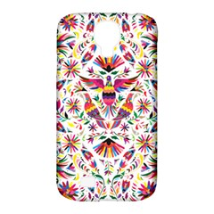 Otomi Vector Patterns On Behance Samsung Galaxy S4 Classic Hardshell Case (pc+silicone)