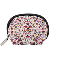 Otomi Vector Patterns On Behance Accessory Pouches (small)