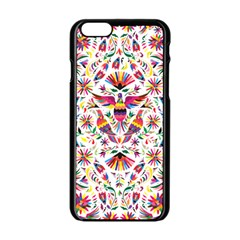 Otomi Vector Patterns On Behance Apple iPhone 6/6S Black Enamel Case