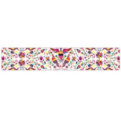 Otomi Vector Patterns On Behance Flano Scarf (large)