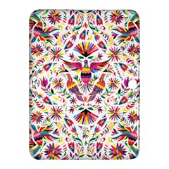 Otomi Vector Patterns On Behance Samsung Galaxy Tab 4 (10 1 ) Hardshell Case