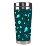Space pattern Stainless Steel Travel Tumblers Center