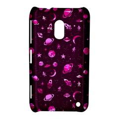 Space pattern Nokia Lumia 620