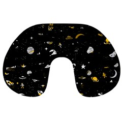 Space pattern Travel Neck Pillows