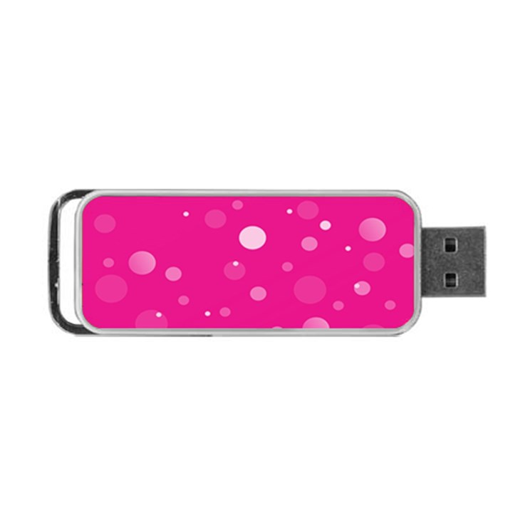 Decorative dots pattern Portable USB Flash (Two Sides)