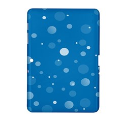 Decorative dots pattern Samsung Galaxy Tab 2 (10.1 ) P5100 Hardshell Case