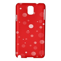 Decorative dots pattern Samsung Galaxy Note 3 N9005 Hardshell Case