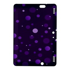 Decorative Dots Pattern Kindle Fire Hdx 8 9  Hardshell Case