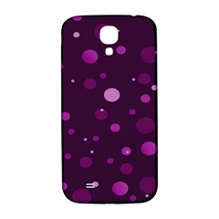 Decorative dots pattern Samsung Galaxy S4 I9500/I9505  Hardshell Back Case