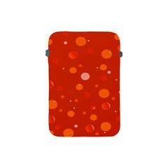 Decorative dots pattern Apple iPad Mini Protective Soft Cases