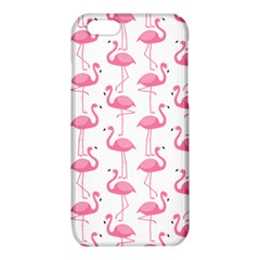 Pink Flamingos Pattern iPhone 6/6S TPU Case
