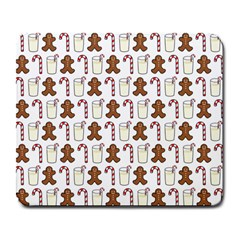 Christmas Trio Pattern Large Mousepads