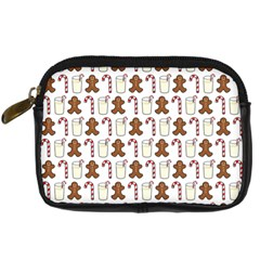 Christmas Trio Pattern Digital Camera Cases