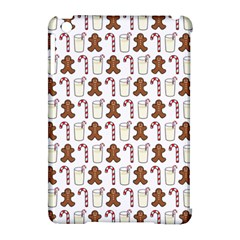 Christmas Trio Pattern Apple Ipad Mini Hardshell Case (compatible With Smart Cover)
