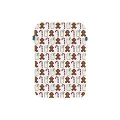 Christmas Trio Pattern Apple Ipad Mini Protective Soft Cases