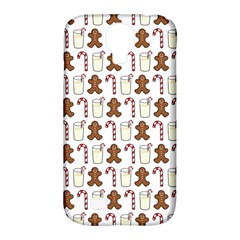 Christmas Trio Pattern Samsung Galaxy S4 Classic Hardshell Case (pc+silicone)